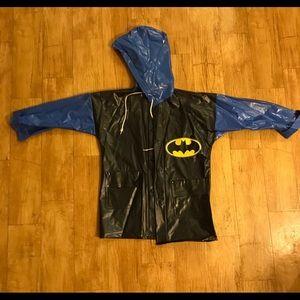 Vintage Batman Raincoat